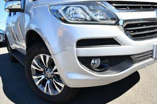 2017 Holden Trailblazer RG MY17 LTZ Silver 6 Speed Sports Automatic Wagon.