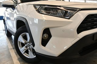 2019 Toyota RAV4 Mxaa52R GX 2WD White 10 Speed Constant Variable Wagon.