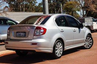 2009 Suzuki SX4 GYC S Silver 4 Speed Automatic Sedan.