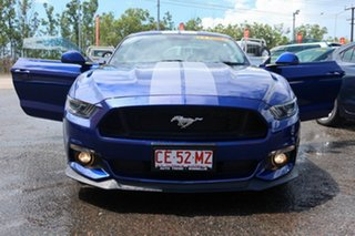 2015 Ford Mustang FM GT Fastback Blue 6 Speed Manual Fastback.