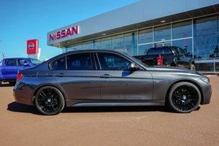 2014 BMW 3 Series F30 MY1114 328i M Sport Grey 8 Speed Sports Automatic Sedan.