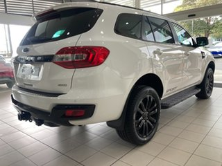 2021 Ford Everest UA II Sport Arctic White 6 Speed Automatic SUV