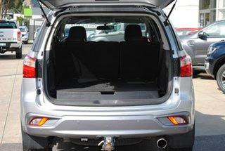 2017 Isuzu MU-X MY17 LS-M Rev-Tronic Silver 6 Speed Sports Automatic Wagon