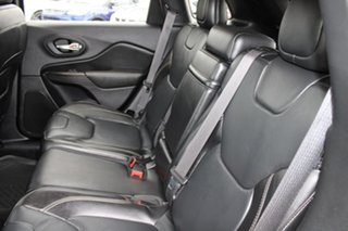 2014 Jeep Cherokee KL MY15 Limited Black 9 Speed Sports Automatic Wagon