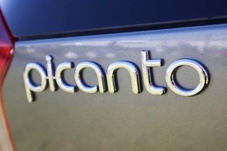 2021 Kia Picanto JA MY22 S Astro Grey 4 Speed Automatic Hatchback