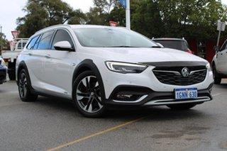2018 Holden Calais ZB MY18 V Tourer AWD White 9 Speed Sports Automatic Wagon.