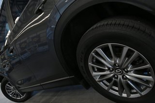 2018 Mazda CX-5 MY18 (KF Series 2) Maxx Sport (4x4) Machine Grey 6 Speed Automatic Wagon