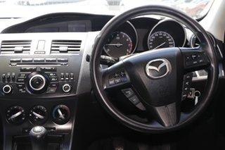 2012 Mazda 3 BL10F2 Neo White 6 Speed Manual Sedan