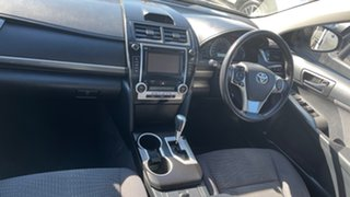 2014 Toyota Camry ASV50R Atara S Classic Silver 6 Speed Sports Automatic Sedan
