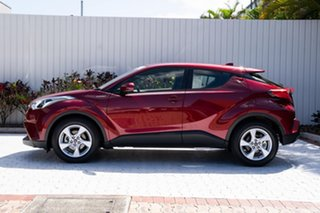 2018 Toyota C-HR NGX10R S-CVT 2WD Red 7 Speed Constant Variable Wagon