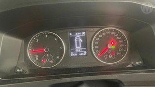 2017 Volkswagen Transporter T6 MY18 TDI340 Crewvan LWB DSG Red 7 Speed Sports Automatic Dual Clutch.