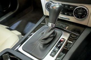 2013 Mercedes-Benz C-Class W204 MY13 C300 7G-Tronic + Avantgarde Black/White 7 Speed