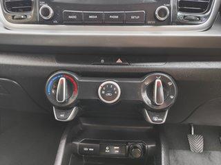 2017 Kia Rio YB MY17 S Silver 6 Speed Manual Hatchback