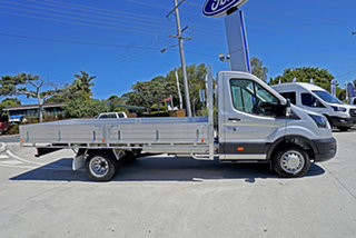 2020 Ford Transit VO 2021.25MY 430E Silver 10 Speed Automatic Single Cab Cab Chassis