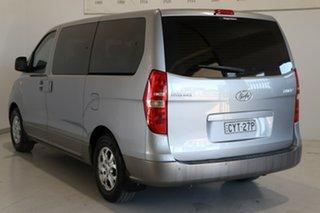 2011 Hyundai iMAX TQ-W MY11 Silver 4 Speed Automatic Wagon.