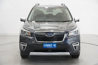 2018 Subaru Forester S5 MY19 2.5i-S CVT AWD Grey 7 Speed Constant Variable Wagon.