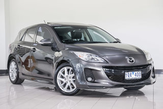 2011 Mazda 3 BL10L1 MY10 SP25 Activematic Grey 5 Speed Sports Automatic Hatchback.