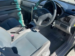 2004 Subaru Forester MY04 X Silver 5 Speed Manual Wagon