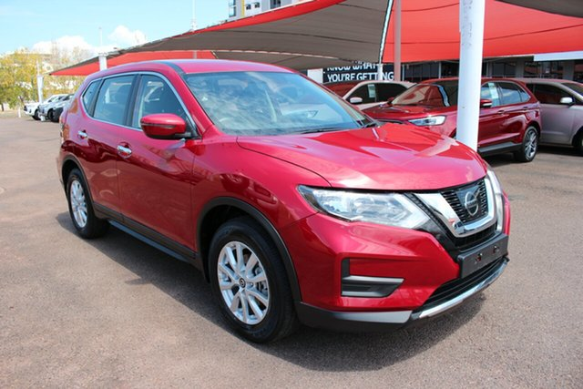 Pre-Owned Nissan X-Trail T32 Series II ST X-tronic 4WD Darwin, 2019 Nissan X-Trail T32 Series II ST X-tronic 4WD Red 7 Speed Continuous Variable Wagon