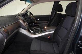 2013 Ford Territory SZ TS Seq Sport Shift AWD Grey 6 Speed Sports Automatic Wagon