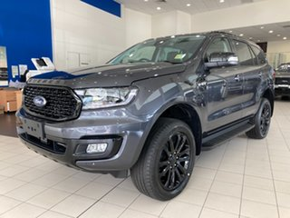 2021 Ford Everest UA II Sport Meteor Grey 6 Speed Automatic SUV.