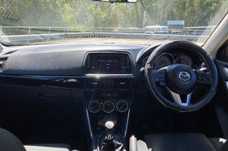 2012 Mazda CX-5 Maxx (4x2) Red 6 Speed Manual Wagon