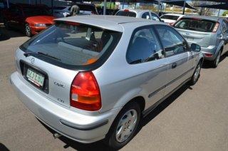 1997 Honda Civic CXi Silver 4 Speed Automatic Hatchback