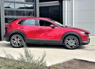 2021 Mazda CX-30 G25 SKYACTIV-Drive i-ACTIV AWD Astina Wagon.