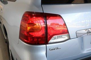 2012 Toyota Landcruiser VDJ200R MY12 GXL Blue 6 Speed Sports Automatic Wagon