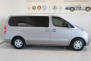 2011 Hyundai iMAX TQ-W MY11 Silver 4 Speed Automatic Wagon