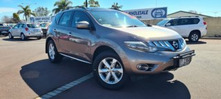 2010 Nissan Murano Z51 TI Bronze 6 Speed Constant Variable Wagon.
