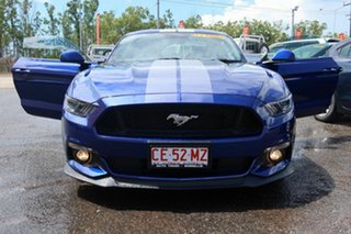 2015 Ford Mustang FM GT Fastback Blue 6 Speed Manual Fastback