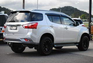 2017 Isuzu MU-X MY17 LS-M Rev-Tronic Silver 6 Speed Sports Automatic Wagon.
