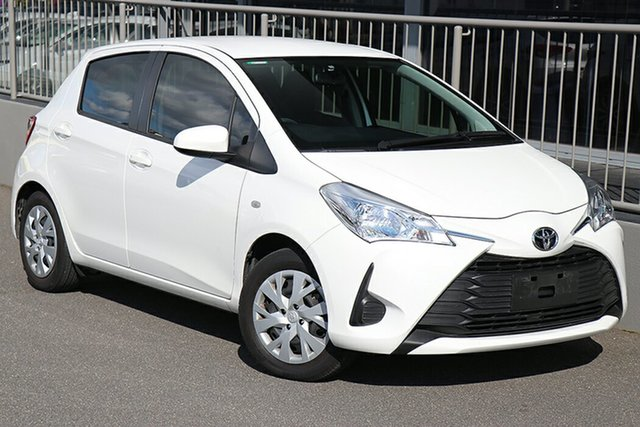 Pre-Owned Toyota Yaris Preston, NCP130R ASCENT HATCHBACK 5DR AUTO 4SP 1.3I