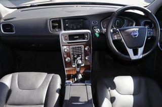 2014 Volvo S60 F Series MY14 T5 Geartronic Luxury Savile Grey 8 Speed Sports Automatic Sedan