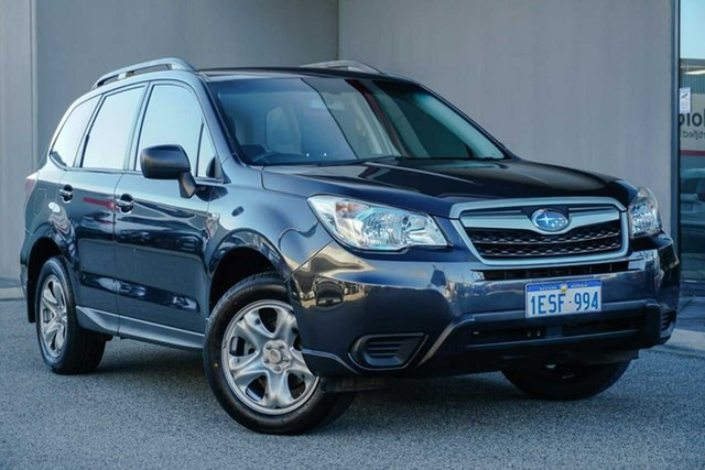 Used Subaru Forester S4 MY14 2.5i Lineartronic AWD Osborne Park, 2014 Subaru Forester S4 MY14 2.5i Lineartronic AWD Grey 6 Speed Constant Variable Wagon