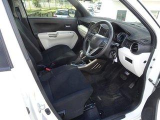 2016 Suzuki Ignis MF GL White 1 Speed Automatic Hatchback