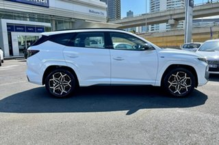 2021 Hyundai Tucson NX4.V1 MY22 2WD N Line Tw3 6 Speed Automatic Wagon.