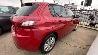 2015 Peugeot 308 T9 Active Red 6 Speed Sports Automatic Hatchback