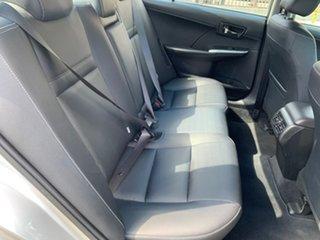 2017 Toyota Camry AVV50R Atara SL Silver 1 Speed Constant Variable Sedan Hybrid