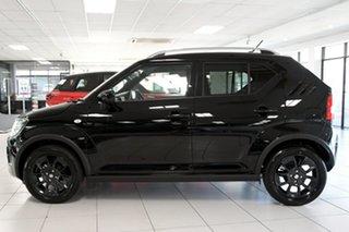 2021 Suzuki Ignis MF Series II GLX Super Black 1 Speed Constant Variable Hatchback.