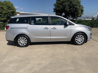 2018 Kia Carnival YP MY18 S Grey/010818 6 Speed Sports Automatic Wagon.