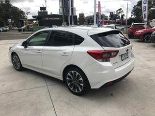 2021 Subaru Impreza G5 MY21 2.0i-L CVT AWD Crystal White 7 Speed Constant Variable Hatchback