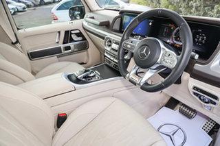 2019 Mercedes-Benz G-Class W463 809MY G63 AMG SPEEDSHIFT 4MATIC Diamond White 9 Speed.