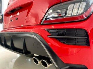 2021 Hyundai Kona Os.v4 MY21 N-Line D-CT AWD Premium Ignite Flame & Black Roof 7 Speed
