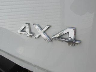 2020 Mazda BT-50 UR0YG1 XT White 6 Speed Manual Utility