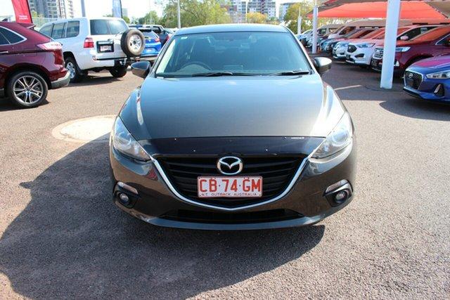 Used Mazda 3 BM5276 Maxx SKYACTIV-MT Darwin, 2015 Mazda 3 BM5276 Maxx SKYACTIV-MT Deep Metallic Bronze 6 Speed Manual Sedan