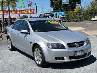2009 Holden Commodore VE International Silver 4 Speed Automatic Sedan.