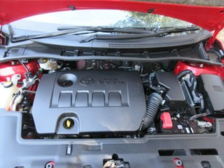 2010 Toyota Corolla ZRE152R Ascent Red 4 Speed Automatic Sedan