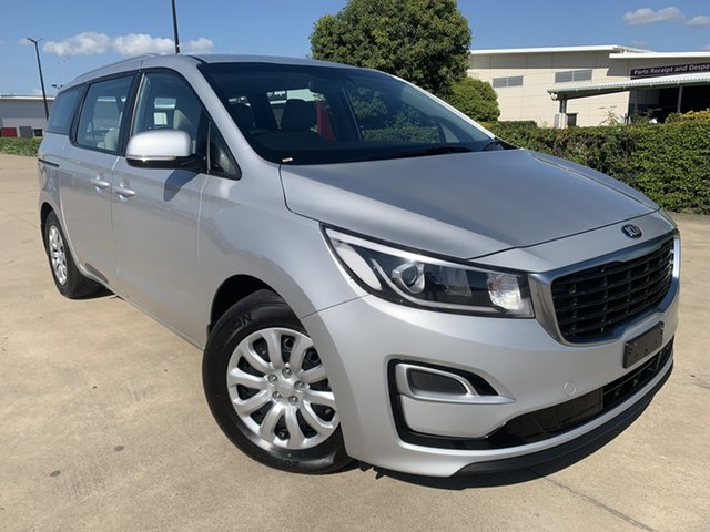 Used Kia Carnival YP MY18 S Townsville, 2018 Kia Carnival YP MY18 S Grey/010818 6 Speed Sports Automatic Wagon